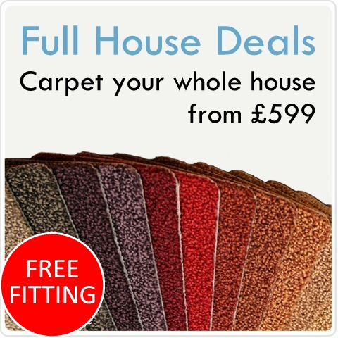 Full House Deals from Surefit Carpets